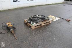 matériel de chantier nc 5x Trilnaald En Wacker Sloophamer