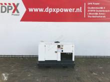 Iveco 8035E15 - 33 kVA Generator - DPX-12118 construction