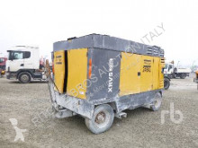 Atlas Copco XRVS 336 CD construction