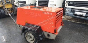 material de obra compressor Kaiser