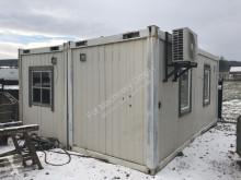 materiaal voor de bouw Containex Bürocontainer