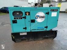 material de obra SDMO 16 Kva