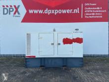 material de obra Iveco 8065E SRE - 125 kVA Generator - DPX-12068