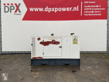 vägbyggmaterial Iveco NEF45SM1A - 60 kVA Generator - DPX-12021