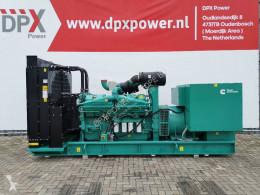 matériel de chantier Cummins C1100D5B - 1.100 kVA Generator - DPX-18531-O