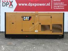 materiaal voor de bouw Caterpillar C15 - 500 kVA Generator - DPX-18026