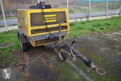 Atlas Copco XAS 55 construction
