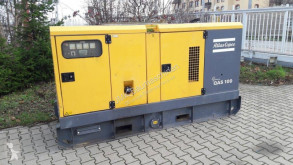 Atlas Copco QAS 100 PD construction