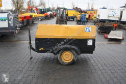 Atlas Copco XAS 77 construction