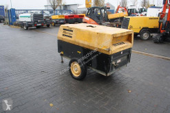 Atlas Copco XAS 57 construction