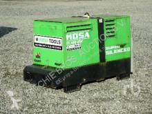 vägbyggmaterial Matériel Mosa