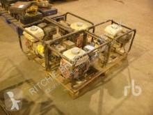 vägbyggmaterial generatorenhet begagnad