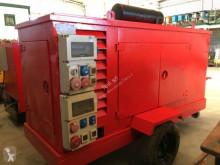 matériel de chantier groupe électrogène Rossi