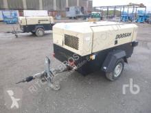 matériel de chantier compresseur Doosan