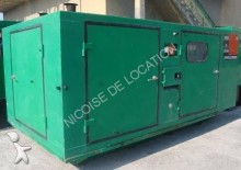 Ansaldo generator construction