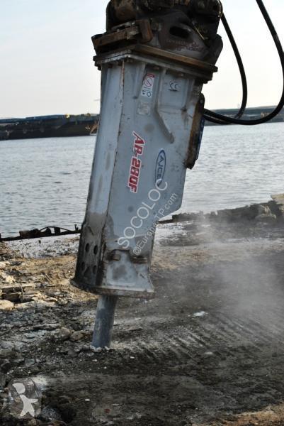 Matériel de chantier AJCE AB100M