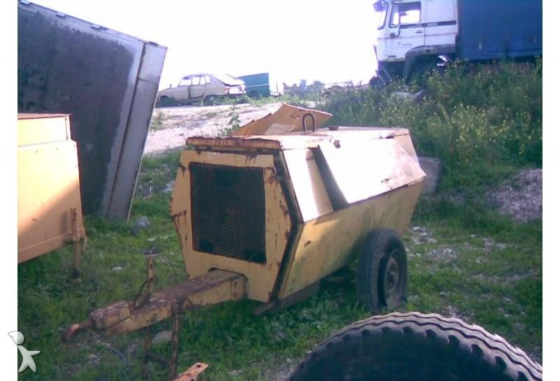 Material de obra holman compair compressor cr 250 usado - Material de obra ...