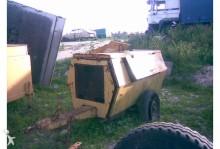 Holman Compair CR 250 construction