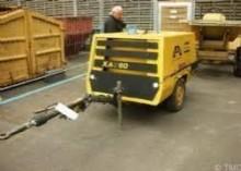 tweedehands materiaal voor de bouw Atlas Copco compressor - n°971815 - Foto 1
