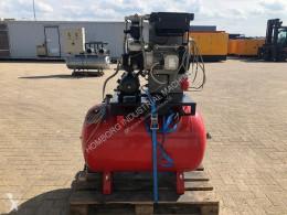 Vedeţi fotografiile Utilaj de şantier Fini 4 kW 10 bar 460 L / min schroefcompressor als nieuw !