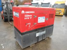Ver as fotos Material de obra Himoinsa HYW 17 DIESEL GENERATOR + NEW ALTERNATOR
