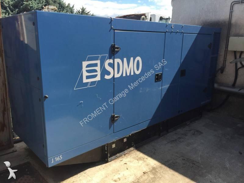 Material de obra sdmo gerador j165 usado n 2465013 - Material de obra ...