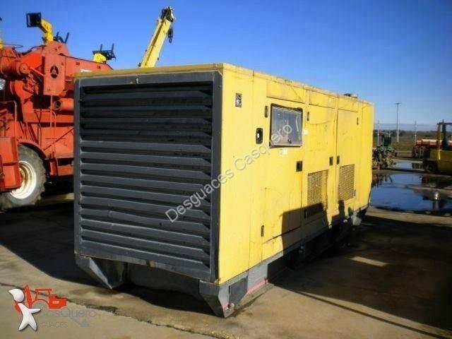 Material de obra caterpillar otros materiales generador - Material de obra ...
