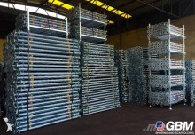 new G.B.M formwork construction Props DIN EN1065, étais, puntales, prumos, shoring, steel post shore - n°2676538 - Picture 2