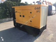 View images Ingersoll rand G40 construction