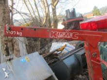 other construction used n/a n/a Kintec KK-1215 Ladegabel Palettenheber für Kran - Ad n°3016124 - Picture 2