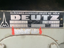Vedeţi fotografiile Utilaj de şantier Deutz BF8M716 - 285 kVA