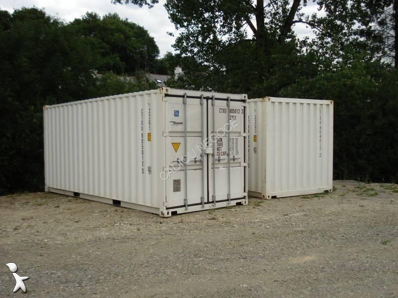 bungalow containex conteneur 20 pied 6 x 2 5x2 6. Black Bedroom Furniture Sets. Home Design Ideas