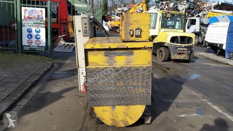 Material de obra caterpillar gerador sr 4 usado n 2312841 - Material de obra ...