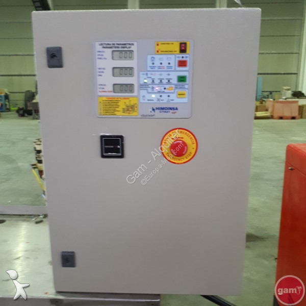 Material de obra himoinsa gerador hiw 35 t5 usado n 2416001 - Material de obra ...