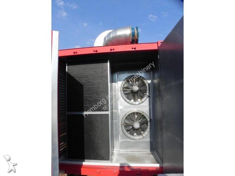 Material de obra nc gerador 12v4000g23 mtu usado n 2474313 - Material de obra ...