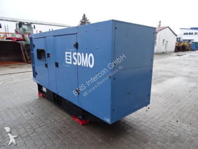Material de obra sdmo gerador stromaggregat bj2005 6000h - Material de obra ...