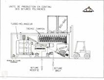 View images Nc UNITE DE PRODUCTION BITUME MODIFIE / POLYMER BITUMEN PRODUCTION UNIT construction