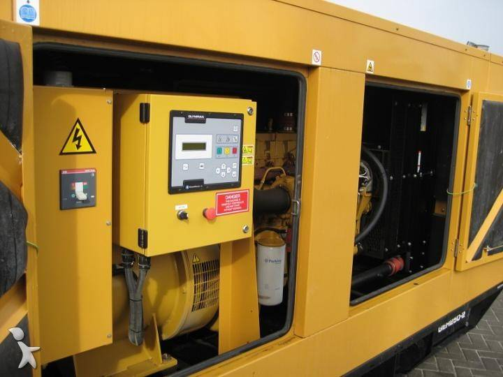 Used Olympian generator construction GEH 250-2 - n°313388