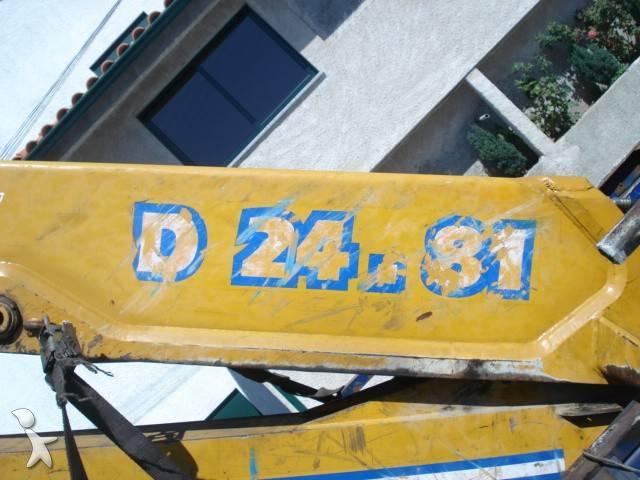 Material de obra volvo outros materiais usado n 409107 - Material de obra ...