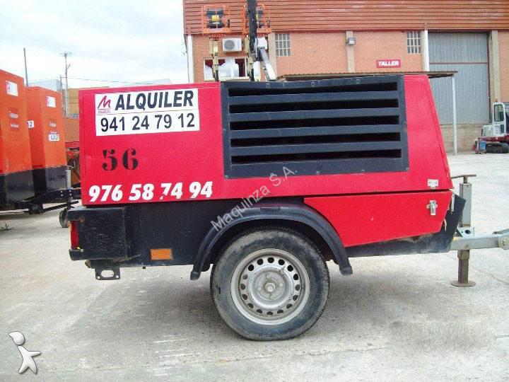 Material de obra kaeser compresor m43 usado n 1144741 - Material de obra ...