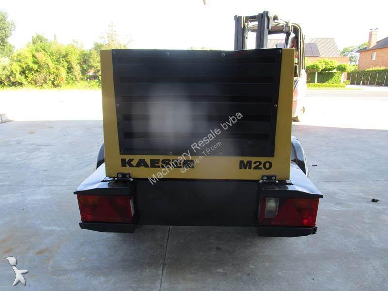 Material de obra kaeser compressor m 20 usado n 2124063 - Material de obra ...