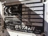 Voir les photos Matériel de chantier Rotair