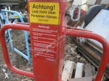 other construction used n/a n/a Kintec KK-1215 Ladegabel Palettenheber für Kran - Ad n°3016124 - Picture 5
