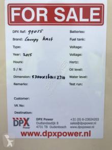Voir les photos Matériel de chantier Doosan Canopy only for 825 kVA Genset - DPX-99055