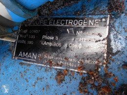 Voir les photos Matériel de chantier Aman 50407