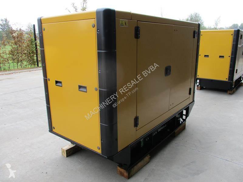 materiaal voor de bouw aggregaat/generator