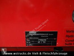 Ver as fotos Material de obra nc Hydraulikstation Sachsenhydraulik Modell WHS2000