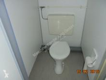 Vedeţi fotografiile Utilaj de şantier nc 20 Fuß Kinder WC-Container S3