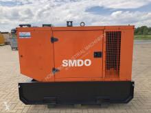 Vedeţi fotografiile Utilaj de şantier SDMO T33 Mitsubishi Mecc Alte Spa 30 kVA Supersilent generatorset