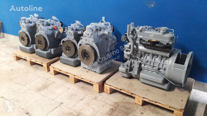 Kubota Moteur Z482 - D722 - D1105 - V1505 - V2203 pour tracteur Ersatzteile